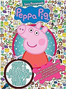 LIVRO PROCURANDO PEPPA PIG