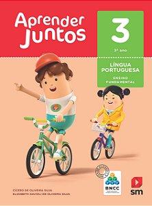 APRENDER JUNTOS 3 ANO PORTUGUES - 2021