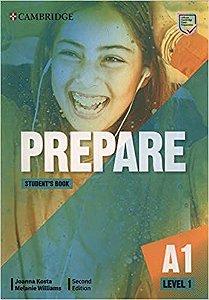 PREPARE STUDENT BOOK A1 LEVEL 1 - 2021