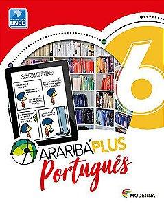 PROJETO ARARIBA PLUS PORTUGUES 6 ANO - 2021