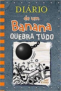 DIARIO DE UM BANANA 14 QUEBRA TUDO