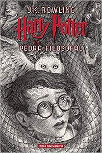 HARRY POTTER E A PEDRA FILOSOFAL - ED. COMEMORATIVA DE 20 ANOS