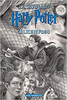 HARRY POTTER E O CALICE DE FOGO - ED. COMEMORATIVA 20 ANOS