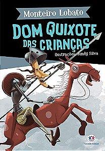DOM QUIXOTE DAS CRIANCAS