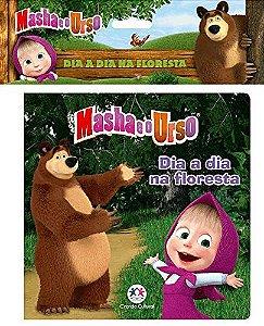 MASHA E O URSO - DIA A DIA NA FLORESTA