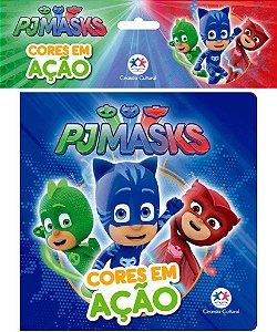 PJ MASKS - CORES EM ACAO