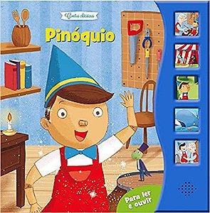 PINOQUIO - CONTOS CLASSICOS