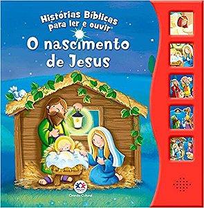 O NASCIMENTO DE JESUS - HISTORIAS BIBLICAS PARA LER E OUVIR