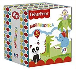 FISHER PRICE - MINI BIBLIOTECA