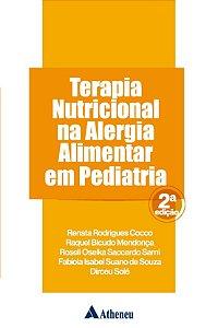 TERAPIA NUTRICIONAL NA ALERGIA ALIMENTAR EM PEDIATRIA