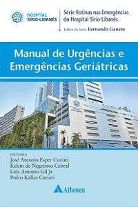 MANUAL DE URGENCIAS E EMERGENCIAS GERIATRICAS