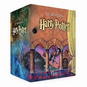 BOX HARRY POTTER - EDICAO TRADICIONAL