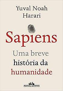 SAPIENS- UMA BREVE HISTORIA DA HUMANIDADE