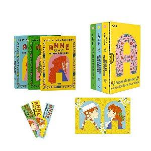 BOX ANNE E A REALIDADE EM FOUR WINDS