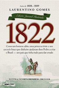 1822 EDICAO JUVENIL ILUSTRADA
