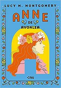 ANNE DE AVONLEA - EDICAO DE LUXO COM FITILHO