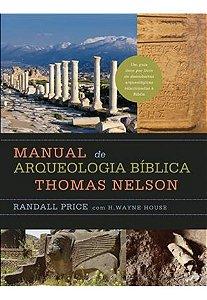 MANUAL DE ARQUEOLOGIA BIBLICA
