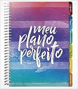 MEU PLANO PERFEITO - CAPA LISTRAS COLORIDAS