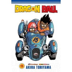DRAGON BALL VOL. 15
