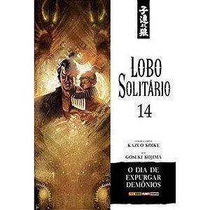 LOBO SOLITARIO 14
