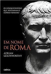 EM NOME DE ROMA - CAPA NORMAL