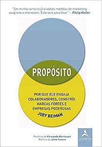 PROPOSITO - PORQUE ELE ENGAJA COLABORADORES, CONSTROI MARCAS...
