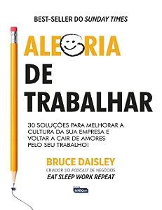 ALEGRIA DE TRABALHAR