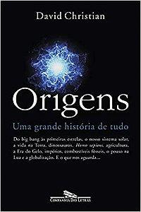 ORIGENS - UMA GRANDE HISTORIA DE TUDO
