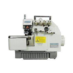Maquina de costura ponto cadeia (ovelock 4 fios ) direct drive - Gemsy