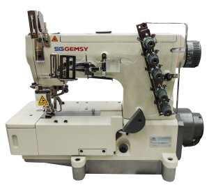 Maquina de Costura Galoneira Direct Drive - Gemsy