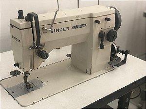 Maquina de costura Reta ZigZag 3 pontinhos 20U 135 - Singer (USADA)