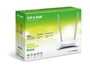 Roteador Wireless TP-Link N 300Mbps TL-WR840N