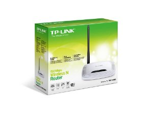 Roteador Wireless TP-Link N 150Mbps TL-WR741ND