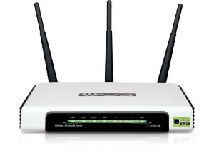 Roteador Wireless TP-Link N 300Mbps TL-WR941ND