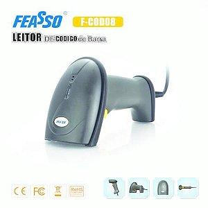 LEITOR DE CODIGO DE BARRAS F-COD08 USB