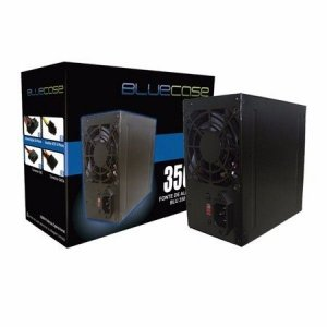 Fonte ATX Bluecase 350W BLU 350-K