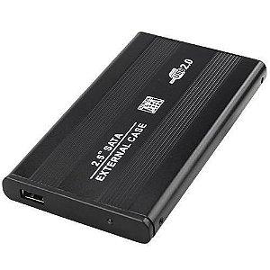 """CASE HD FAHD-01 2.5"""" SATA PRETO"""