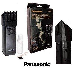 Maquina para Corte e Acabamento de Cabelo Panasonic ER389k Preta Sem Fio