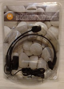 Headset Motorola Talkabout Ptt 53725