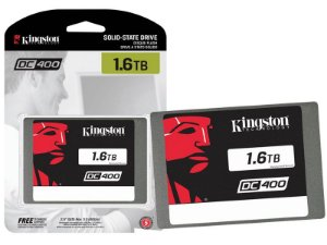 SSD SATA SERVIDOR KINGSTON SEDC400S37/1600G DC400 1.6TB 2.5 SATA III 6GB/S
