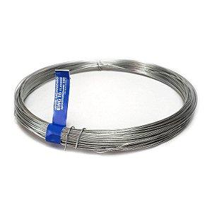 Arame Galvanizado fio 16 (1,65mm) Rolo de 1kg (58m)