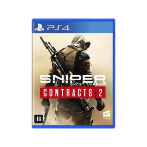 Sniper Ghost Warrior Contracts 2 - Pré-venda - PS4