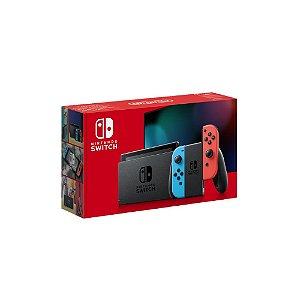 Console Nintendo Switch Neon - Nintendo