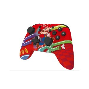 Controle Horipad Sem Fio (Super Mario Edition) - Switch