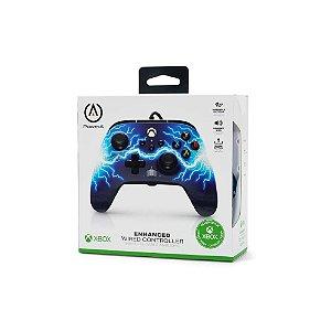 Controle PowerA Enhanced Wired Arc Lightning - Xbox