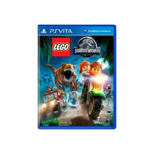 LEGO Jurassic World - Usado - PS Vita