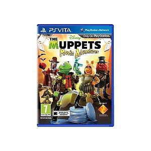 The Muppets Movie Adventures - Usado - PS Vita