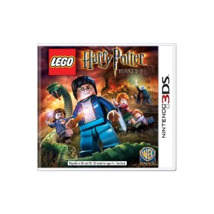 LEGO Harry Potter Years 5-7 - Usado - 3DS
