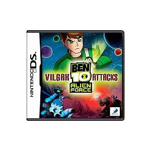 Ben 10 Alien Force Vilgax Attacks - Usado - DS