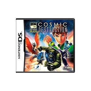 Ben 10 Ultimate Alien Cosmic Destruction - Usado - DS